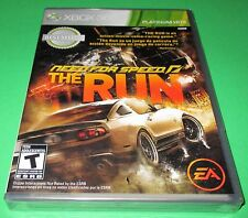 Need for Speed: The Run Microsoft Xbox 360 *Factory Sealed! *Free Shipping!