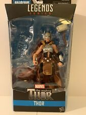 "Mighty Thor (Jane Foster) 6""- Marvel Legends. MCU Love And Thunder NO Hulk BAF"