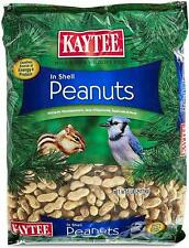 New listing Kaytee Peanuts In Shell For Wild Birds, 5-Pound,High Fat For Added Energy