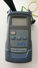Exfo FPM-300 Optical Power meter with accessories