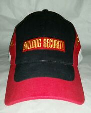 Rare Super Nice BULLDOG SECURITY World's #1 Remote Starter Sports Ball Cap Hat