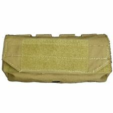Bulle Tan MOLLE Webbing Tactical Shotgun Shell Pouch Cartridge Holder