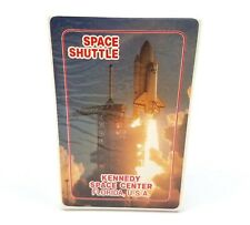 Vintage Kennedy Space Center Shuttle Deck of Playing Cards Florida Souvenir New