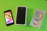 Apple iPhone 7 Plus - 32GB -  Black (Unlocked) A1784 (GSM) (CA) #159