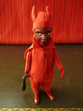 Extremely Rare N. Mint 1930 SCHUCO 946 Tin Wind-up Devil Teufel Tanzfigur