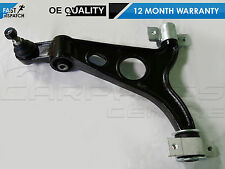 FOR ALFA ROMEO 147 156 GT FRONT AXLE LOWER RIGHT WISHBONE SUSPENSION CONTROL ARM