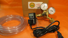 NEW DELUXE Carbon Dioxide Regulator with built-in timer
