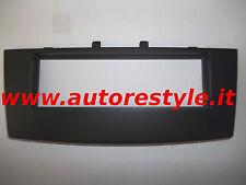 Mascherina autoradio 1 Din Mitsubishi Colt 2009 nera
