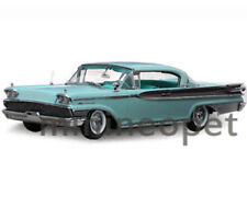 SUN STAR 5162 1959 MERCURY PARKLAND HARD TOP 1/18 TURQUOISE