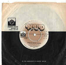 "Mud - Show Me You're A Woman 7"" Single 1975"