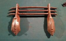 1939 Plymouth 3 bar front bumper guard 39