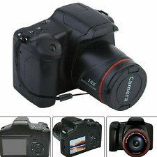 Digital Camera 3 Inch TFT LCD Screen 16MP 1080P 16X Zoom Anti-Shake High Resolut