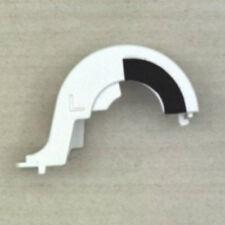 Genuine Samsung N145 / N150 White Left Hinge Cover <BA75-02363A>