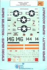 1:48 P-47N Thunderbolts 464 FS 507 FG Duck Butt SuperScale Decals NEW 48-613