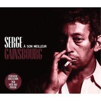 Serge Gainsbourg - A Son Meilleur [CD]