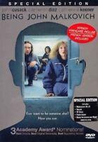BRAND NEW FACTORY SEALED HD-DVD: Being John Malkovich (HD DVD,1999, R) Free Ship