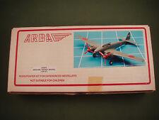 Arba 1/48 Resin Model Kit WWII Japanese Nakajima Gekko Irving