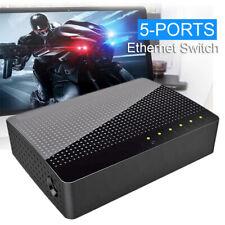 Tenda SG105 5-ports Gigabit Ethernet Network Switch10/100/1000Mbps LAN Hub