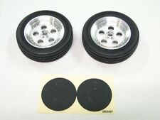 NEW KYOSHO TOMAHAWK Wheels & Tires Front KM21