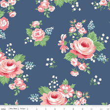 New listing Notting Hill Main Denim - Notting Hill Collection - Cotton Fabric By Riley Blake