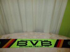 """Borussia Dortmund Fan Schal """"DEUTSCHER MEISTER 1995 BVB DEUTSCHER MEISTER 1995"""""""