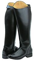 FAMMZ MB-3 Mens Man Mounted Police Horse Riding Equestrian Boots With Zipper