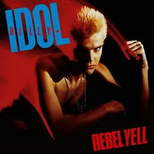 BILLY IDOL Rebel Yell BANNER HUGE 4X4 Ft Fabric Poster Tapestry Flag album cover