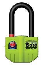 Oxford Boss Alarm Disk Lock 14mm - Yellow
