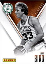 Larry Bird #9 Panini Father's Day 2014 NBA Basketball Card
