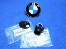 BMW X5 e53 Halter NEU PDC Sensor Blende Stoßstange Set hinten links rear left