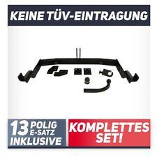 Für Kia Sorento I JC 02-06 Anhängerkupplung starr+E-Satz 13p