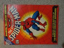 Spectacular Spider-Man Marvel Treasury Edition #1 Comic 1974 Spiderman