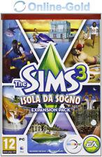 The Sims 3: Isola da sogno espansione pack - PC EA Origin codice digitale - IT