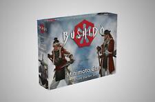 Bushido BNIB Minimoto Clan Starter Set GCTBMC001/19
