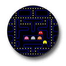 Pacman 1 Inch / 25mm Pin Button Badge Retro Arcade Machine Video Games Computer