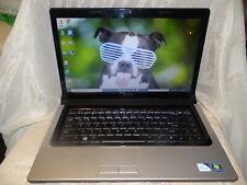"Dell Studio 1555/1558 15.6""  Laptop  4GB, 320GB, Backlit KB, Windows 10    #5305"