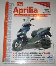Reparaturanleitung Aprilia Leonardo 125, 150, 250, 300 Roller ab 1996