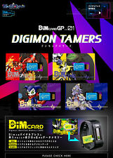 Pre Order Vital bracelet Dim Card GP vol.01 Digimon Tamers Full complete JP F/S