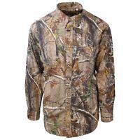 Beretta Men's Realtree AP Camo TM Shooting L/S Woven Shirt (Retail $75)