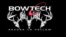 Bowtech skull decal NEW 3 skulls
