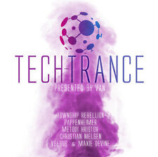 CD Tech-Trance d'Artistes divers