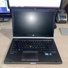 HP Elitebook 8460W Intel Core i5-2540W 2.60GHZ 4GB RAM NO HD NO CADDIE