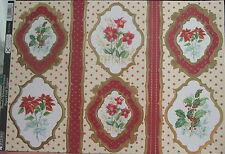 Kanban Paper Craft Toppers-Christmas Floral Frames