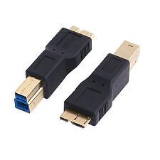LogLink Adapter USB 3.0 B  Micro USB B Stecker Gender Changer Verbinder Kupplung