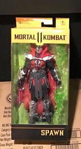 """McFarlane  Mortal Kombat 11   MALEFIK SPAWN   7"""" Action Figure  In Stock  MIP!"""