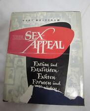 Le Sex Appeal Gert Tungstène de 1958 Livre
