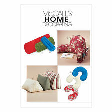 McCall's 4123 Sewing Pattern to MAKE Comfort Pillows & Support Cushion