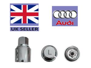 Audi New Locking Wheel Nut Key Letter L, Code 810