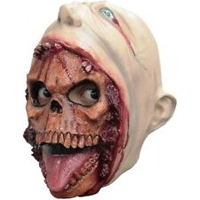 Mask Head Blurp Charlie Latex Junior Ghoulish Productions Fancy Dress Child