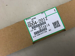 Genuine Ricoh GD042012 (GD04-2012) Apply Brush Roller NEW OEM